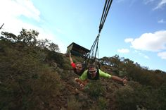 The Zip 2000, Sun City, South Africa. Photo by theactivetimes.com