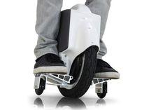 Los monociclos electricos son monopatines electricos de 1 rueda o patinetes electricos monorueda y su uso se aprenden inicialmente con ruedas de aprendizaje