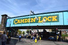 #CamdenTown nice area to visit!