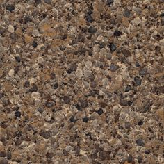 """Our new Quartz countertops, """"Royal Teak"""" by LG...purchased at Lowes!"""
