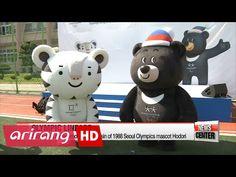 (KOR/ENG) PyeongChang 2018 First Episode of Mascot Animation Video _ 2018평창 마스코트 애니메이션(론칭편) - YouTube