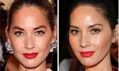 Olivia Munn credits special POTATO for remarkable change in her face over last year | Daily Mail Online
