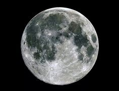 our Moon  Source: http://www.newscientist.com/article/dn25976-leaving-earth-made-the-moon-lemonshaped.html#.U9otaWY_XMI
