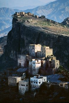 Yemen (southwest Asia on the southern tip of the Arabian Peninsula)