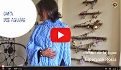 clase gratis online dos agujas: como tejer capa abrigada