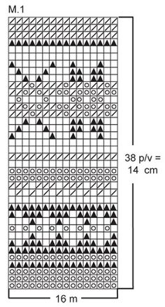 DROPS 98-8 - Mitaines Jacquard Drops en Karisma Superwash - Free pattern by DROPS Design