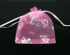 Premium Quality Organza Gift Bags / by bagsofcharmxcate2208, £1.45