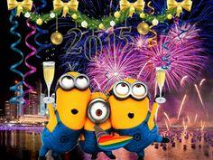 ... Celebrating Minions ..