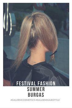 Presentación de nuevas #tendencias y colecciones para la próxima temporada. Productos de #hairstyle de #SalermCosmetics : Hi Repair, Lacas Definition, Spray Finish Salerm 21,... FESTIVAL FASHION SUMMER BURGAS