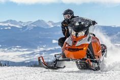 The Ski-Doo Renegade Crossover quenches thirst for adrenaline...