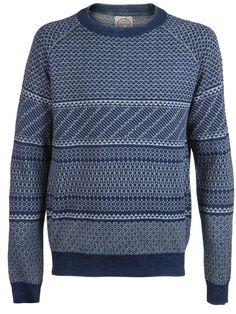 Deus Ex Machina Mitchell Crew Neck Sweater