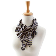 made from mens ties, love this
