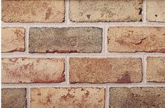 Bridgeport Blend - Tan Belden Brick Samples  - brick on lower part of the house is similar to this