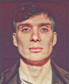 Tommy Shelby ~Cillian Murphy. I cant get over how beautiful his face is. No man should ever be this pretty!
