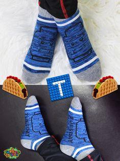 Lego Toddler Kids Teens Adults Multi Pack Sock Set