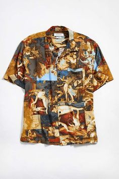 8e9b35ec 24 Best Retro Vintage Hawaiian Shirts images | Retro vintage ...