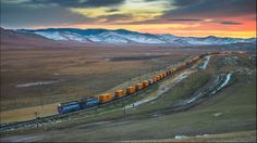 Cargo train links China's Qinghai with Russia | Edward Voskeritchian | Pulse | LinkedIn