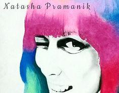 "Natasha_Pramanik - creative portraits Check out new work on my @Behance portfolio: ""Portraits ~ Friends (Charcoal + Soft pastels)"" http://on.be.net/1VRWB35"