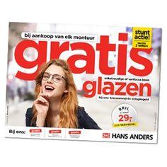 Bij Hans Anders Glazen #gratis te krijgen tot 03-04-17. Je hoeft alleen voor je Montuur te betalen. Repinnen 😎👉