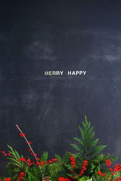 Merry Happy #splendidholiday