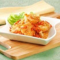 ROLADE SEAFOOD BALADO http://www.sajiansedap.com/mobile/detail/13161/rolade-seafood-balado