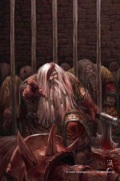 Stubborn till Death by ~kingmong