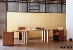 """""""La Basilica"""" Table by Mario Belini for Cassina"""