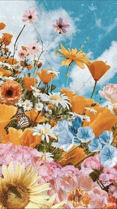 flowers on Twitter
