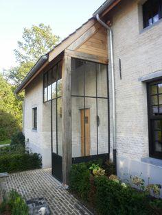 buitenraam-deur 1 (316) oakwood black METAL window