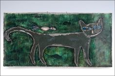 View Kissa Cat by Rut Bryk on artnet. Browse upcoming and past auction lots by Rut Bryk. Source Of Inspiration, Wall Plaques, Caricatures, Cool Cats, Cat Art, Finland, Stoneware, Sculpting, Moose Art