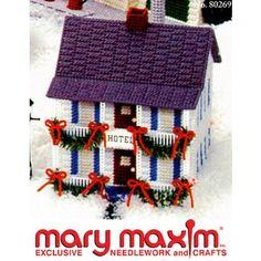 Mary Maxim - Hotel Pattern - Seasonal