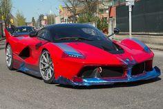 Ferrari LaFerrari FXX K Snapped on Maranello Streets - GTspirit Gt R, Ferrari Laferrari, Ferrari Car, Supercars, Nissan, Automobile, Sweet Cars, Unique Cars, Expensive Cars