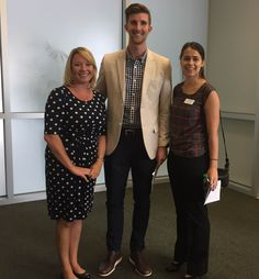 With David Filak of Baker Barrios Architects, Inc. and Stephanie Ashley of University of South Florida at CEO Skills for Startups #USFConnect