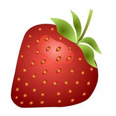 Strawberry fruit by Miroslav Nemecek Strawberry Fruit, Digital Art, Greeting Cards, Wall Art, Artwork, Work Of Art, Strawberry, Wall Decor
