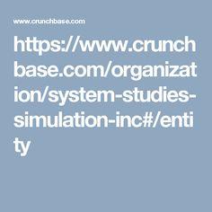 https://www.crunchbase.com/organization/system-studies-simulation-inc#/entity
