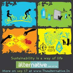 The Alternative - Relaunch by chaitanya krishnan, via Behance