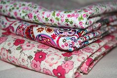 MIXIFU perchas_telas adulto+niña rosa