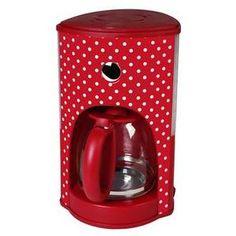 Cafetière à filtre capacité 16 tasses 1000 watts Cm1008 Pois