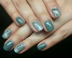 #nails #nailart #nailstamping