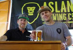Washington Beer Collaboration-Festival Aslan Brewing and The North Fork Brewery