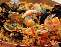 paella comme en Espagne