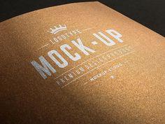 Free Logo MockUp Set