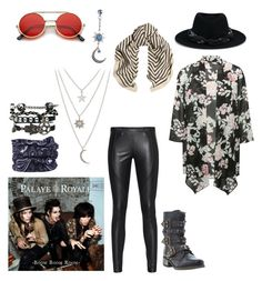 """""""Can't Wait For Boom Boom Room B Side!"""" by serenity-sempiternal2006 ❤ liked on Polyvore featuring Faith Connexion, M&Co, Hot Topic, Steve Madden, Maison Michel, men's fashion and menswear"""
