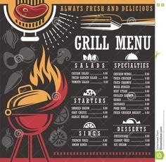 restaurant-menu-layout-grill-print-template-bbq-barbecue-concept-dark-background-chalkboard-fast-food-71876033.jpg (1325×1300)