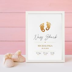 Baby Prints, Nursery Prints, Twin Birth Announcements, Box Frame Art, Baby Posters, Baby Tattoos, Baby Wall Art, Kids Poster, Baby Album