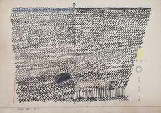Untitled / Arpita Singh, 1976
