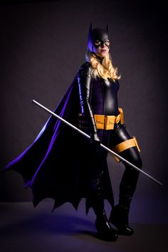Batgirl Cosplay http://geekxgirls.com/article.php?ID=1545