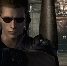 Albert Wesker, Umbrella Corporation, Resident Evil, Video Games, Characters, Awesome, Videogames, Video Game