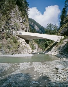 Puente Schanerloch, en Dornbirn, Austria - ARQA