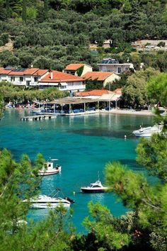 ~Samos, Greece~ I want to go to there Places In Greece, Greece Hotels, Samos Greece, Places To See, Places To Travel, Thasos, Greece Holiday, Holiday Places, Greece Islands
